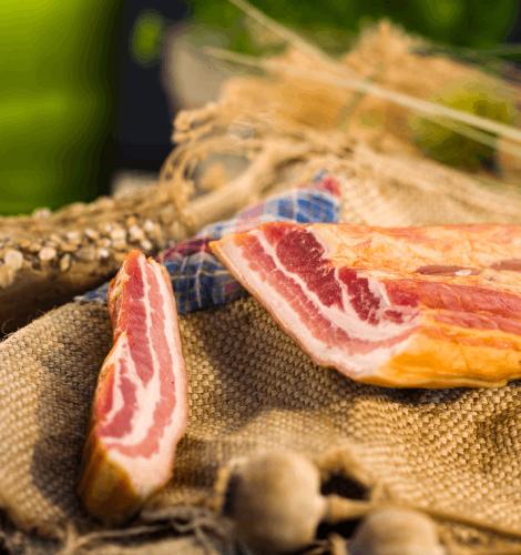 slanina starého mäsiara